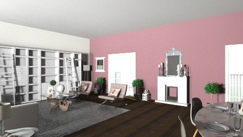 living room2 - Glamour - Living room  - by lauraalfei