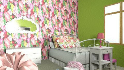 BBE!!! - Country - Bedroom  - by twindeco