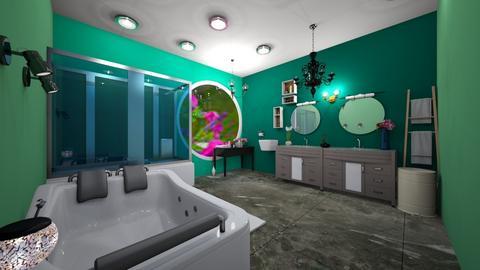 bathroom - Bathroom  - by siddhi0103