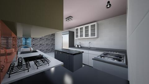 Simple - Kitchen  - by Rhyle