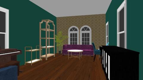 Office Layout 1 - Glamour - Office - by bbrouwer