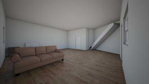 Garage conversion - Living room  - by tomwpotter