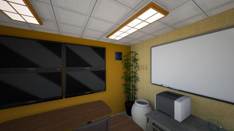 Studio 208 Concept_Edit - Office  - by muthaship