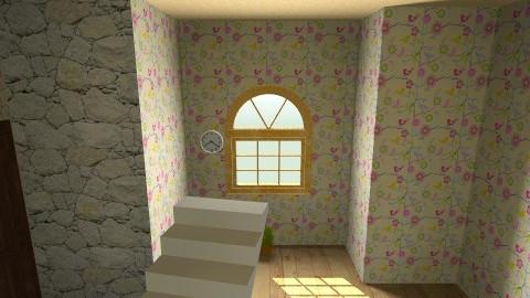 AQIM - Classic - Kids room  - by Nur Hafizam