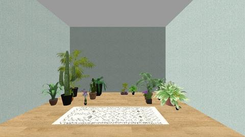 meditating room - by ellen_brooklyn