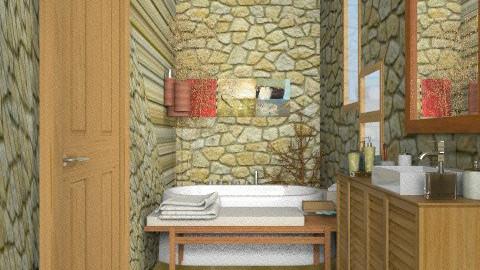 fino - Country - Bathroom  - by ATELOIV87