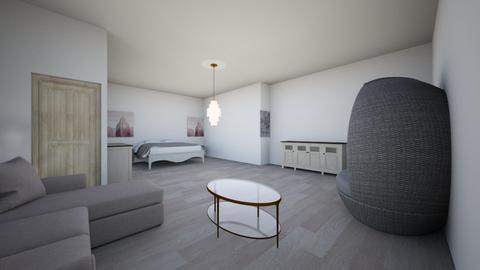 Julia finklea - Bedroom  - by juliaro