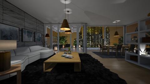 12night - Living room  - by rosanebpf