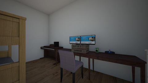 Studio - Bedroom  - by deps5