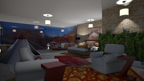 Ibiza Design - Rustic - Bedroom - by moocowqueen005