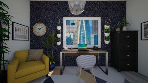 Office Design Contest - Office  - by Chrispow0105