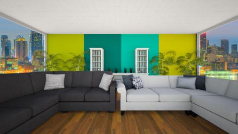 bamz color - Minimal - Living room  - by abraham samangun