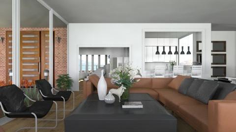 House002 - Modern - by Ivana J