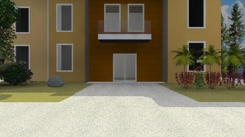 casa - Modern - Garden  - by ninaswiman