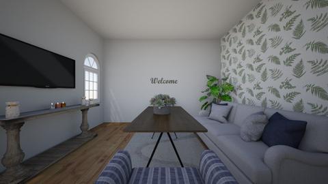 pattern room - Living room  - by sheltonje910