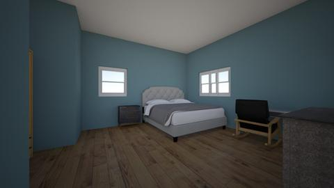 Assignment - Bedroom  - by Samantha crowder