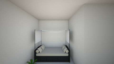 My Creamy Bamboo Home - Minimal - by tbyrn77