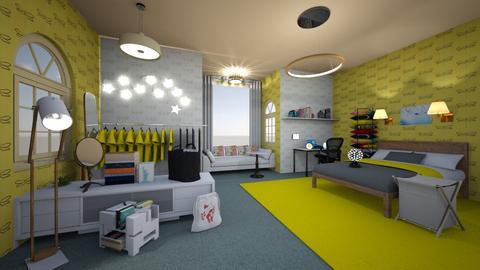 YeloO 452 - Modern - Bedroom - by piyatida