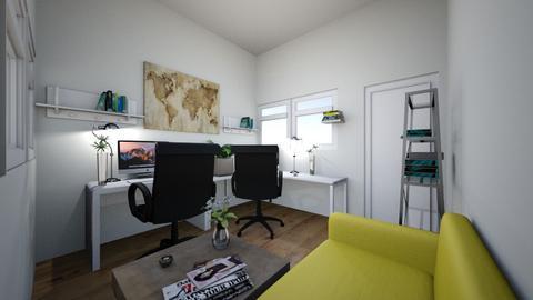 Office - Office - by loveemeraldcrocodile