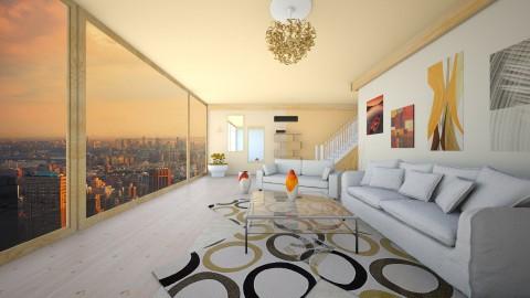 appartament - Living room - by Sara Balerina