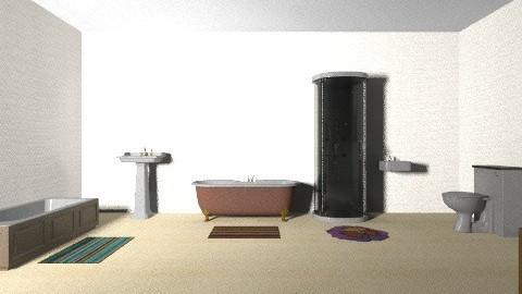 aa - Bathroom - by tomcruise