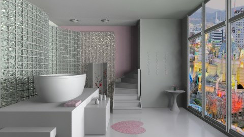 Bathroom - Modern - Bathroom  - by Haecinta