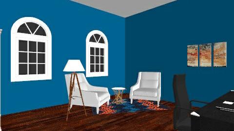 Cozy Comfy Office  - Minimal - Office  - by klassykayla