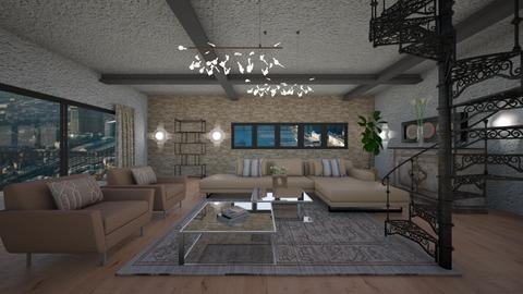 Rsk - Modern - Living room - by Saj Trinaest