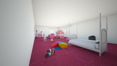 avas room - Modern - Kids room  - by kellerrebecca