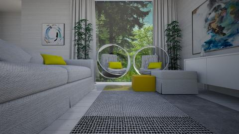 dunno wot 2 name it so - Modern - Living room  - by KittyT6