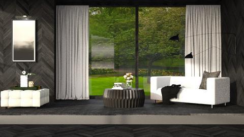 minimal - Minimal - Living room  - by RimaNina