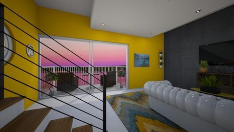 Lake House Contest - Modern - Living room  - by Itsavannah