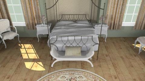 bedroom - Vintage - Bedroom  - by PrinceZz1214