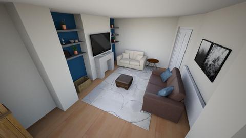 Living Room 3 - Living room  - by RKCrisp