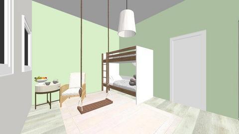 Rosalie En Nathalie Kamer - Kids room  - by xxxHarperPlaysxxx