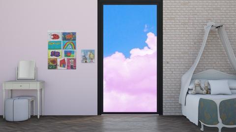 Fairy Tale - Kids room  - by Yudum Kutlu