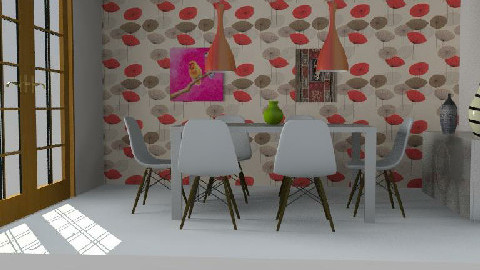 Dining1.1 - Dining Room  - by fatbob