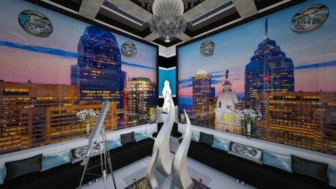 Zenith Skyline Lounge - Modern - by dZynerSuPreme