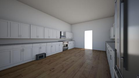 Jessies kitchen  - Kitchen  - by Giuliana17