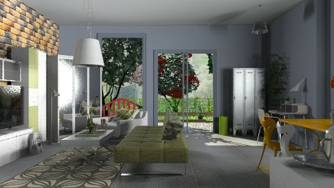 Convertible sofa - Eclectic - by mrschicken