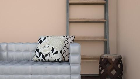 Simple - Minimal - Living room  - by _PeaceLady_