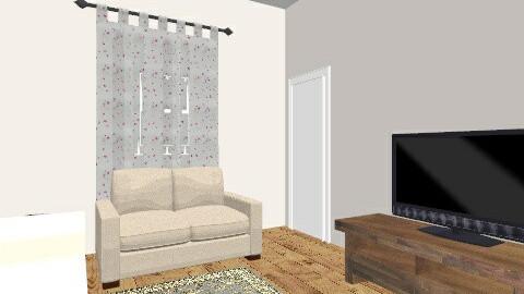 Living Room Guest Room - Minimal - by KristinMarie9