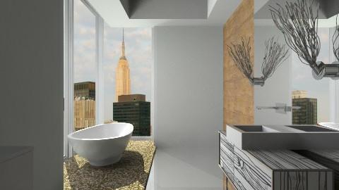 Bath sky - Modern - Bathroom  - by wagner herbst padilha