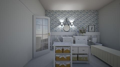 Dot - Bathroom  - by tomorrowneverdie22