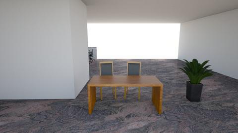 Hotel Design Idea  - Office  - by Tariqhf