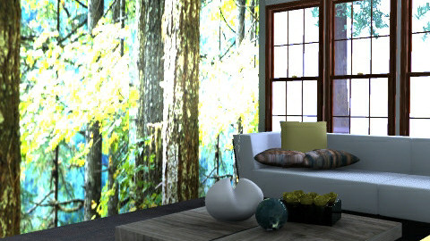 Bringing the outdoors in - Garden  - by deleted_1490355663_JSL