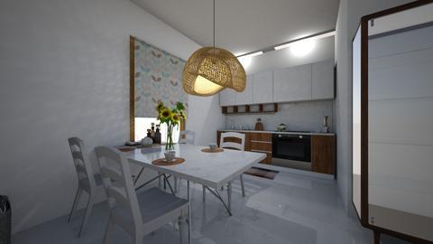 kljj - Kitchen  - by ValeriaZZZ