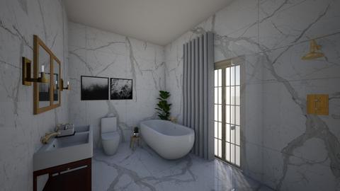 Master ensuite - Bathroom  - by jkoven81