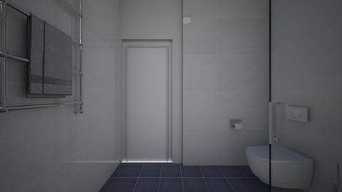 house - Bathroom  - by Architectdreams
