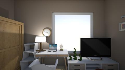 Moja buduca kancelarija - Minimal - Office  - by budacar99